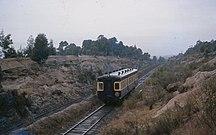New South Wales-Post-war period-1962 S.M.R Railcar, NSW