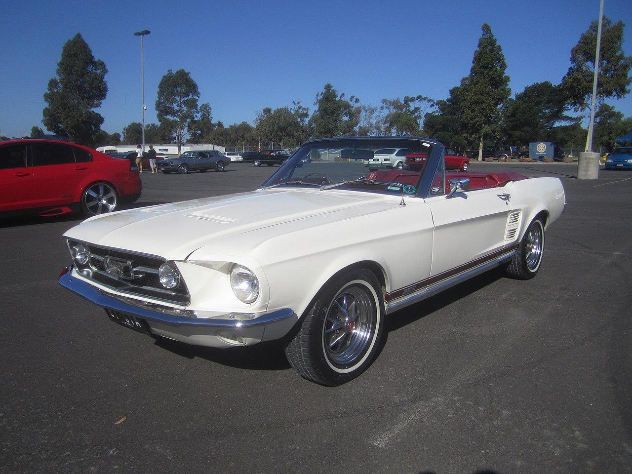 Mustang Paint Code Thru Vin Number