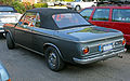 1970 BMW 1600-2 Vollcabriolet, rear left.jpg