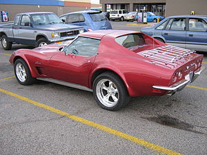 Chevrolet Corvette (C3) - Wikipedia