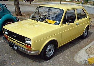 Fiat 147 - Early (1978) Fiat 147