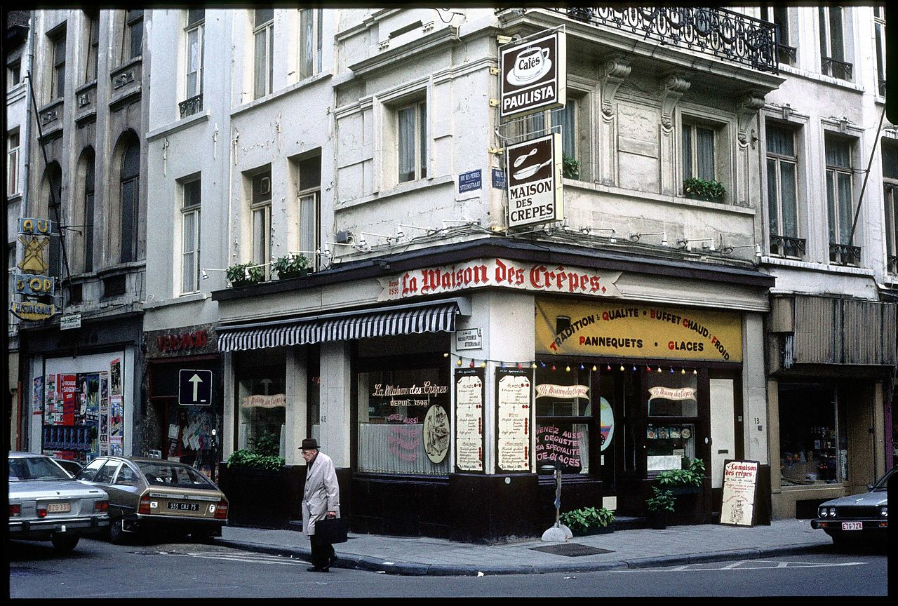 File 1981 04 la maison des cr pes rue du midi bruxelles for Assurance gens de maison belgique