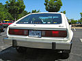 1982 AMC Spirit liftback white-r AnnMD.jpg