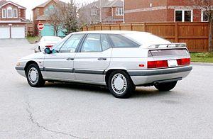 Citroën XM - Hatchback (pre-facelift)