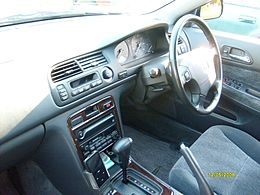 1996-1997 Accord SiR Wagon interior (Japanese, Imported) 3.JPG