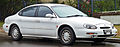 1996 Ford Taurus (DP) Ghia sedan (2010-07-05) 01.jpg