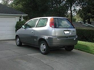 Honda EV Plus - Image: 1997 1999 Honda EV Plus 03