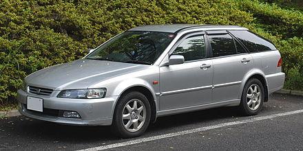 Honda accord sixth generation wikiwand japan market 1997 accord wagon publicscrutiny Image collections