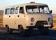 1999 UAZ-452 Mongolia