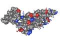 1TGK HumanTransformingGrowthFactorBeta3Crystallized FromPeg4000 02.png