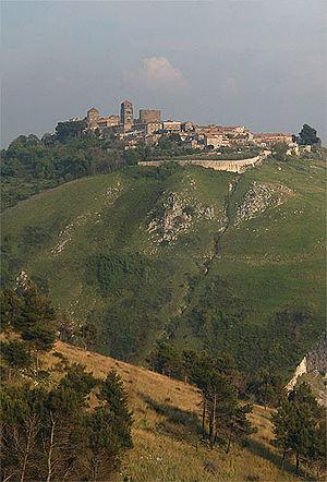 Casertavecchia - Landscape
