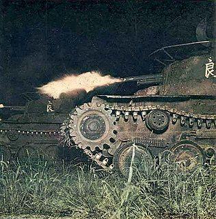 Tank Division of IJA
