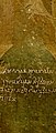 1st to 3rd century inscription, Prakrit, Brahmi script, Nagarjunakonda Andhra Pradesh, India.jpg