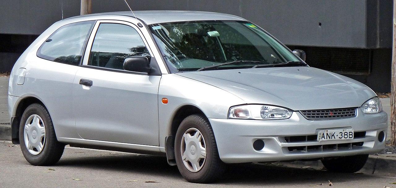 File 2001 2003 Mitsubishi Mirage Ce2 My02 3 Door