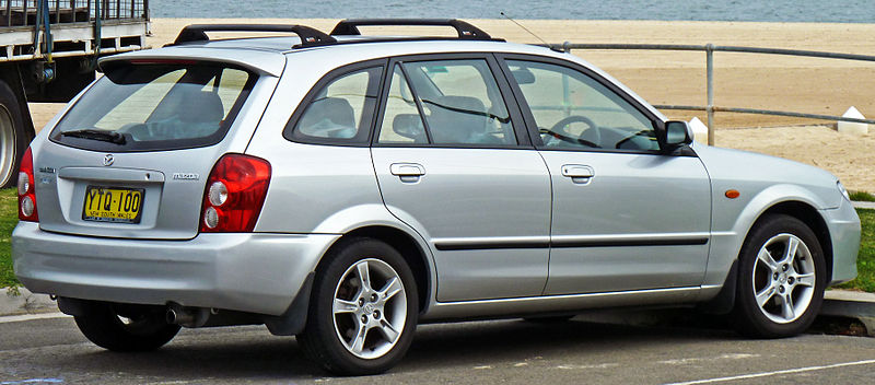 File:2003 Mazda 323 (BJ II) Astina Shades 5-door hatchback 03.jpg