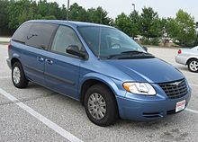 2005 Chrysler Town Country Swb