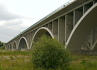 Am Ende der Brücke
