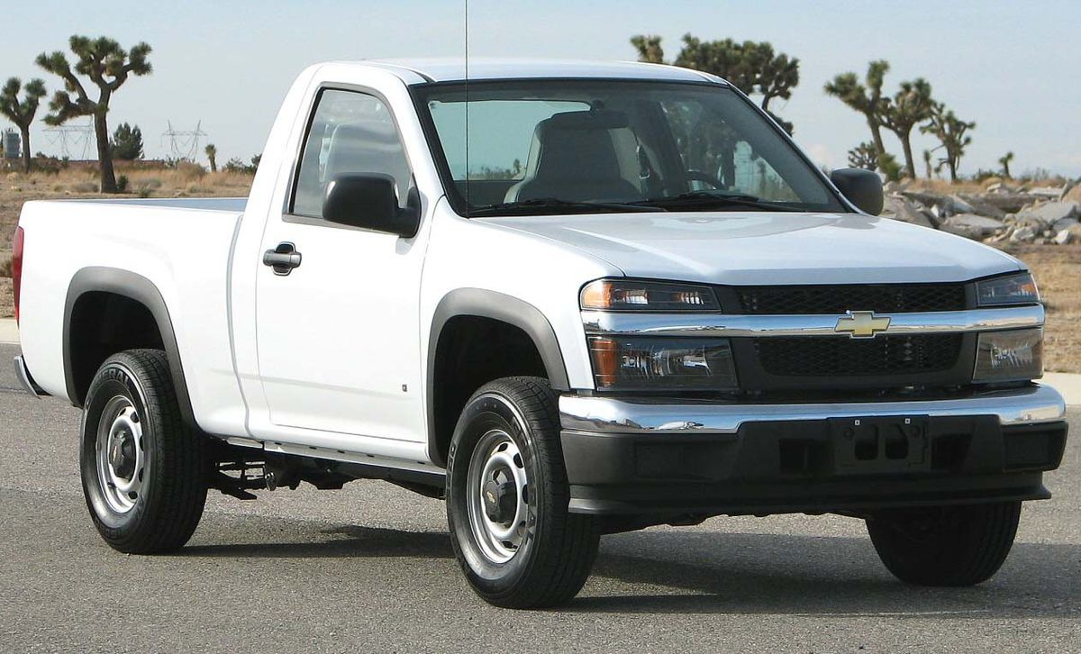 All Chevy chevy 2006 : Chevrolet Colorado - Wikipedia