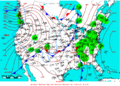 2007-01-05 Surface Weather Map NOAA.png