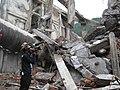 2008년 중앙119구조단 중국 쓰촨성 대지진 국제 출동(四川省 大地震, 사천성 대지진) IMG 1787.JPG