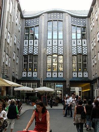 Hackesche Höfe - Image: 200806 Berlin 477
