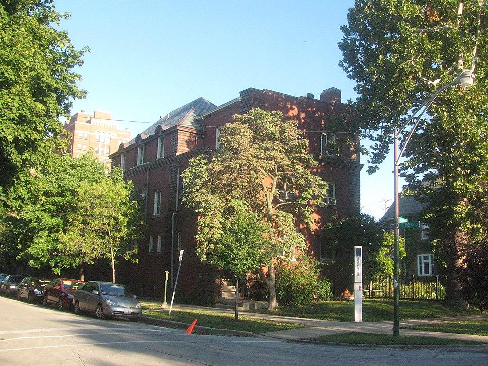 20080909 Frank R. Lillie House