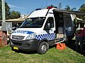 2008 Iveco Daily van - NSW Police (7763554494).jpg