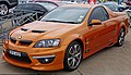 2009 HSV Maloo (E Series 2 MY10) R8 utility 01.jpg