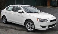 Mitsubishi Lancer thumbnail