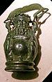 201005151434 NE CSM, Salbgefäß in Form eines bärtigen Silen, Bronze mit Silbereinlagen, 3. Jh.jpg