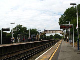 Upwey railway station (England)