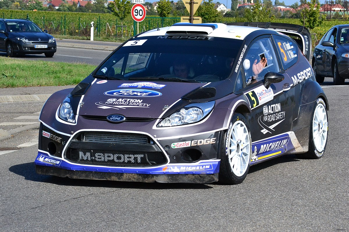 Rally Car News