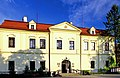 2012 Powiat cieszyński, Zebrzydowice, Pałac (02).jpg