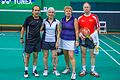 2012 US Senior International Miami Lakes-60 Mixed finalists…Manuel & Sanne and Val & Ian (15880433931).jpg