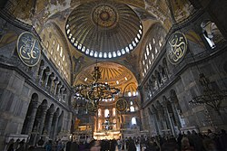 2013-01-03 Interior of Hagia Sophia 01.jpg