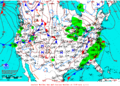 2013-02-23 Surface Weather Map NOAA.png