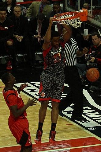 2013–14 Duke Blue Devils men's basketball team - Jabari Parker
