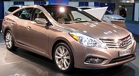 Hyundai Grandeur  Wikipedia