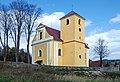 2013 Laski, kościół Wniebowzięcia NMP.jpg