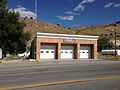 2014-09-09 15 23 21 Eureka County Volunteer Emergency Medical Services on U.S. Route 50 in Eureka, Nevada.JPG