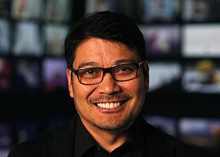 Ronnie del Carmen Filipino animator