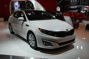 Kia Motors - Kia Optima