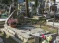 2014 Cmentarz przy kościele św. Katarzyny w Kudowie-Zdroju, 03.JPG