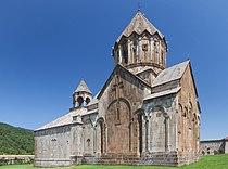 2014 Górski Karabach, Klasztor Gandzasar (14).jpg