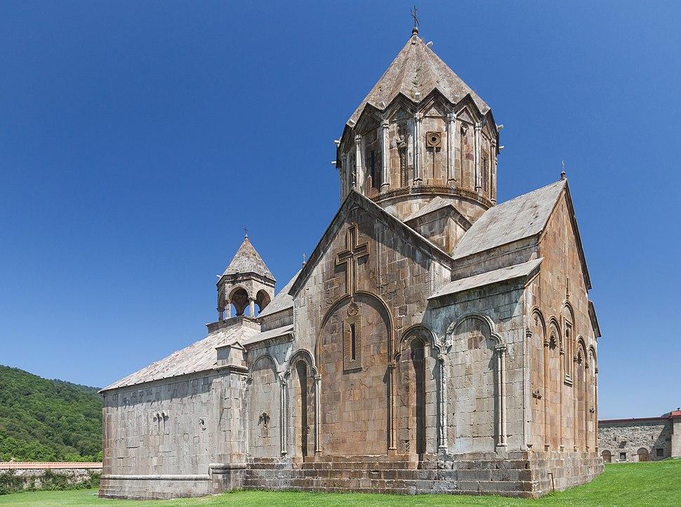 2014 Górski Karabach, Klasztor Gandzasar (14)