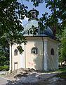 2014 Lądek-Zdrój, kaplica św. Jerzego 01.JPG