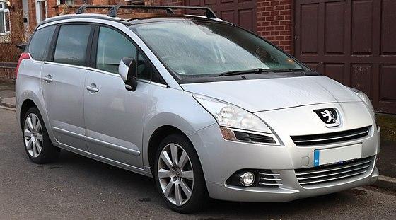 Peugeot 5008 Wiki Thereaderwiki