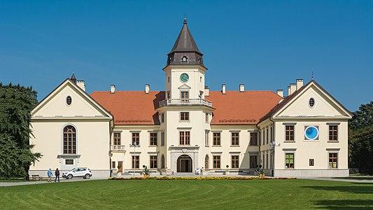 Dzikovia Castle in Tarnobrzeg
