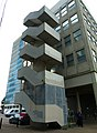 2015 London-Woolwich, Riverside House 06.jpg