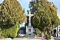2016-02-13 GuentherZ (35) Wullersdorf Friedhof Friedhofskreuz.JPG